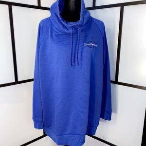 CK Cowl Neck Sweater